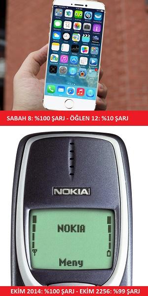Yeni Model Telefonlar Malesef ki Daha Düşük Pil Ömrüne Sahiptir