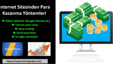 İnternet Sitesi İle Para Kazanma Yöntemleri [Rehber]
