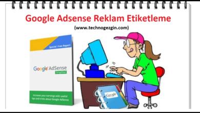 Google Adsense Reklam Etiketleme [Rehber]