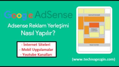 Google Adsense Reklam Yerleşimi Nasıl Yapılır? [Rehber]