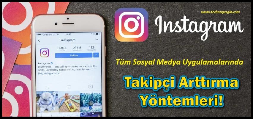 instagram takipci kasma 2020 en ucuz turk takipci satin al youtube Takipci Kasma Takipci Arttirma Yollari Techno Gezgin